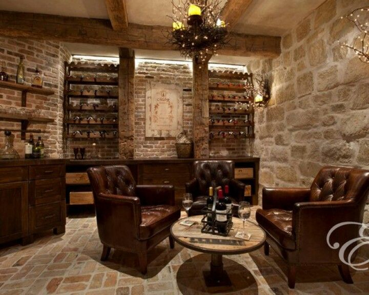90 best Elegant Wine Cellars and Wet bars images on Pinterest - eklektik als lifestyle trend interieurdesign
