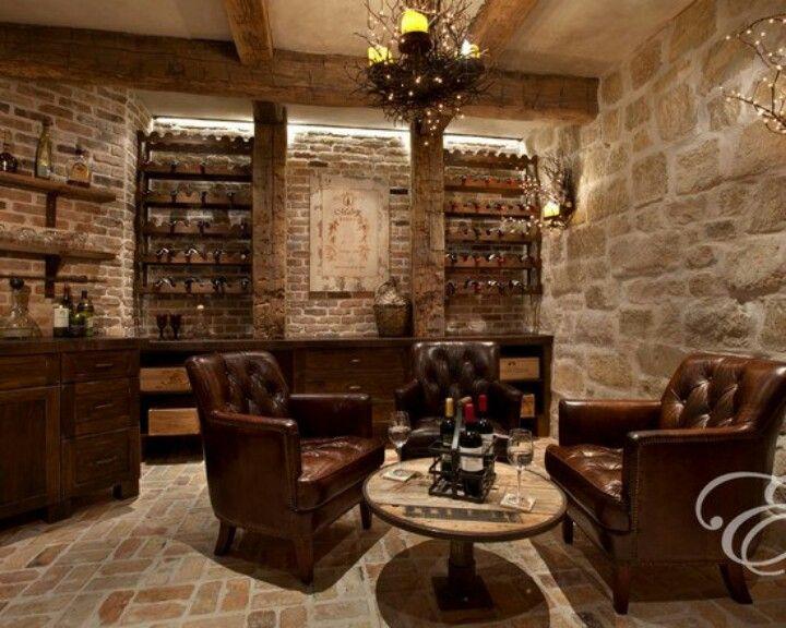 90 best Elegant Wine Cellars and Wet bars images on Pinterest - eklektik als lifestyle trend interieurdesign