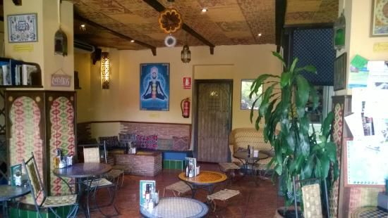 Restaurant Teteria Baraka, Orgiva, Spain