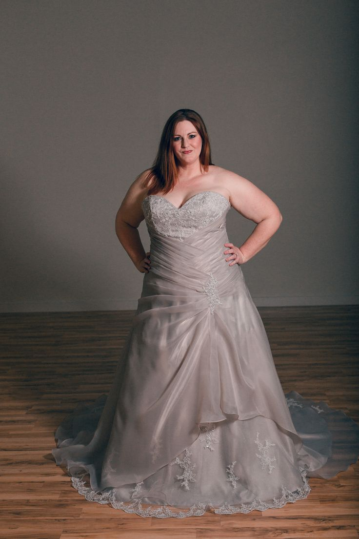 463 best Curvy Bride images on Pinterest | Short wedding gowns ...