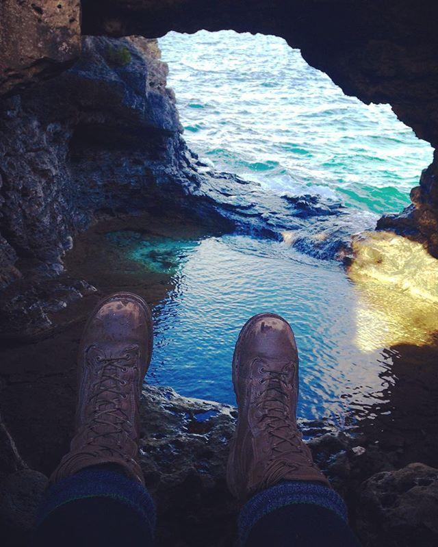 That spot  #tobermory #brucepeninsula #ontario #discoveron #takethetrail…
