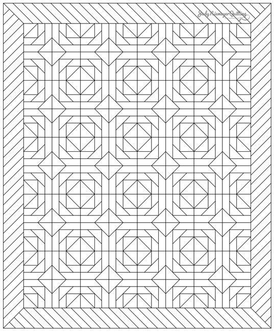 Line Art Quilt Kit : Wild goose chase line drawing quiltworx made by