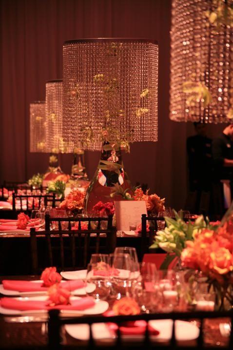 40 best non floral centerpieces images on pinterest decorating chandeliers as the centerpiece non flower centerpiecescrystal centerpieceswedding junglespirit Choice Image