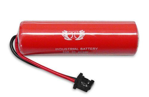 Tank replaces Toshiba ER6VC119B Servo Amplifier Controller Replacement Battery. 3.6 Volt Lithium Thionyl Chloride Battery. 2000mah Battery Capacity. 2 Year Warranty. Highest Quality Cells and Components. Used in OMRON meter, water meter and gas meter, and More.