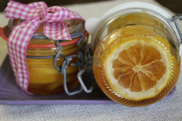 Limoni caramellati