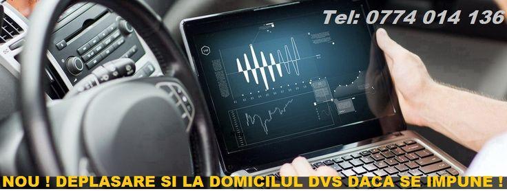 Efectuez servicii de diagnoza auto pentru toate marcile auto și la domiciliul dvs daca se impune !