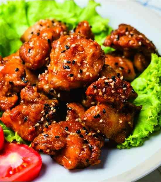 black pepper, chicken, healthy, honey, recipes, sauce teriyaki, stick, sweet, teriyaki, vegan