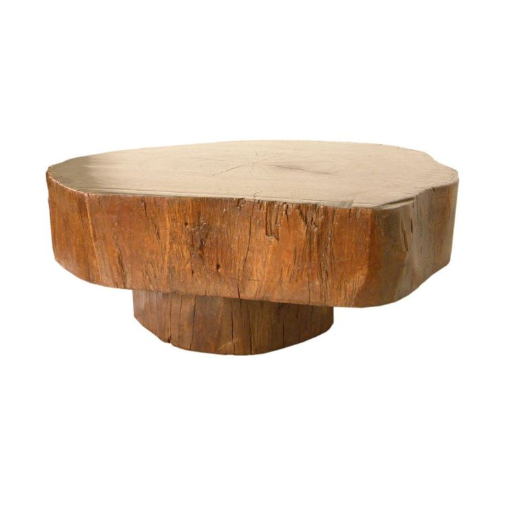 33 Best Images About Tree Trunk Tables On Pinterest