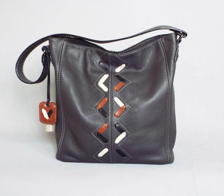 http://handmadeineurope.com/5plus/shop/gray-leather-hobo-bag-grey-leather-shoulder-bag-leather-lacing-bag/