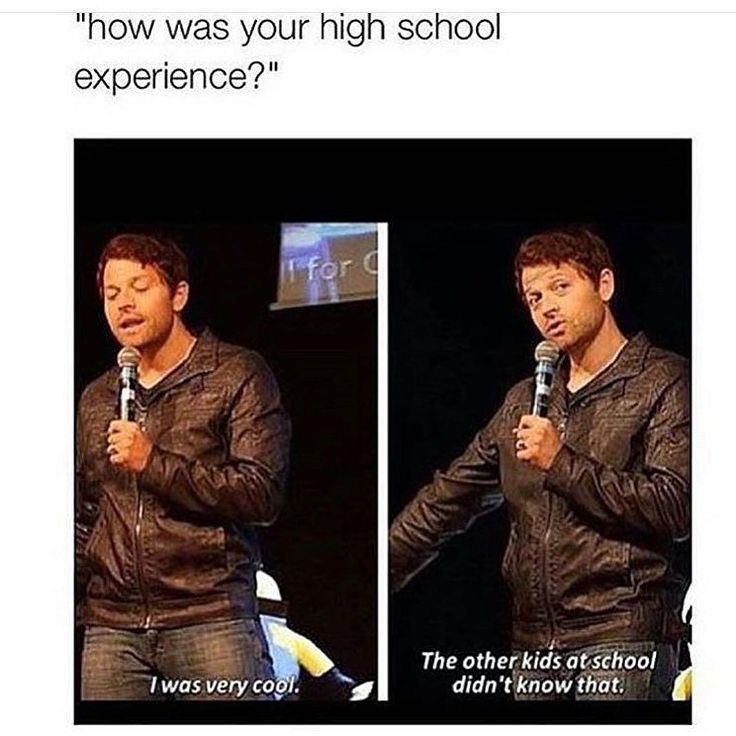 Why is Misha the embodiment of the entire spn fandom?