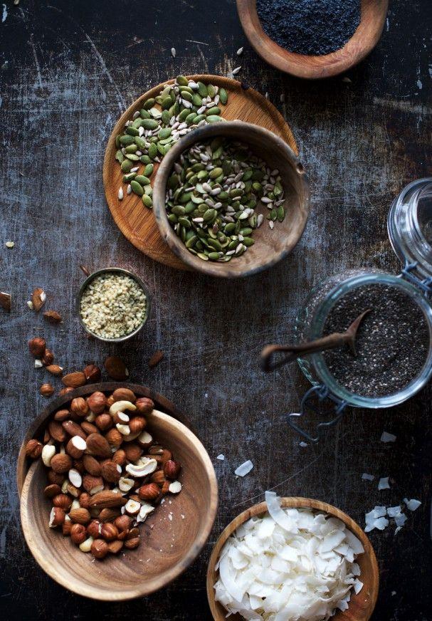 Granola Gravel (Vegan, Grain-Free, Sugar-Free) + Becoming a Family of 4
