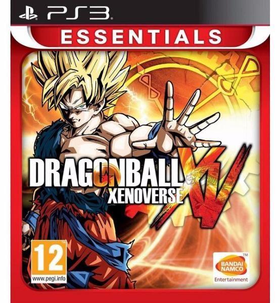 juego ps3 dragon ball xenoverse essentials