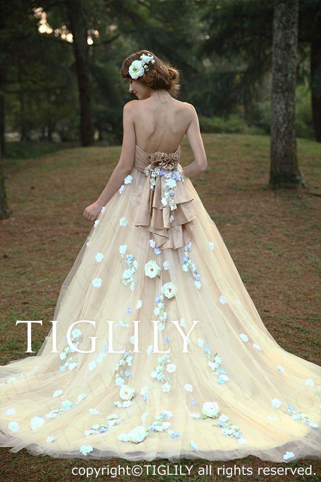 ウェディングドレス_ウエディングドレス