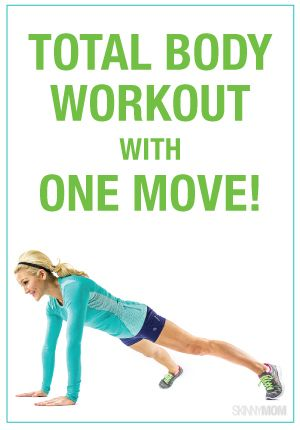 Perfecte oefening voor hele lichaam