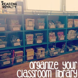 Making the Most of Your Classroom Library