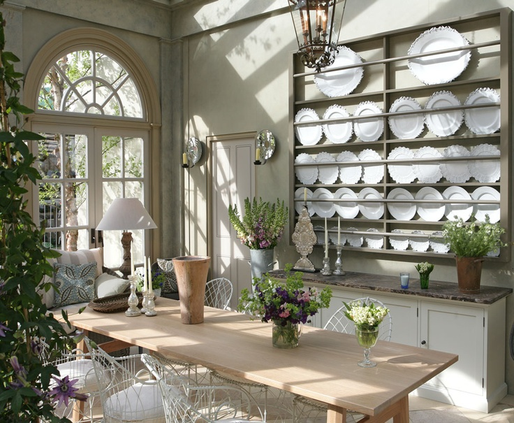 Lovely garden room/dining room ~ Marston and Langinger - 139 Best Conservatory/Garden Rooms Images On Pinterest Extension