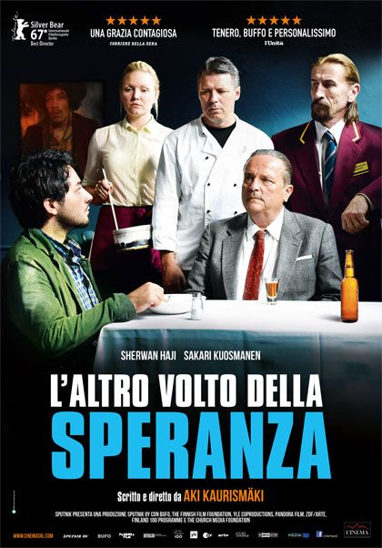 """Fabrizio Giulimondi - Recensioni libri: """"L'ALTRO VOLTO DELLA SPERANZA"""" DI AKI KAURISMÄKI"""