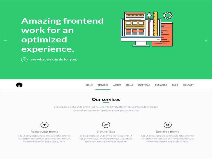 23 best Best Landing Page Theme - WPAll images on Pinterest ...