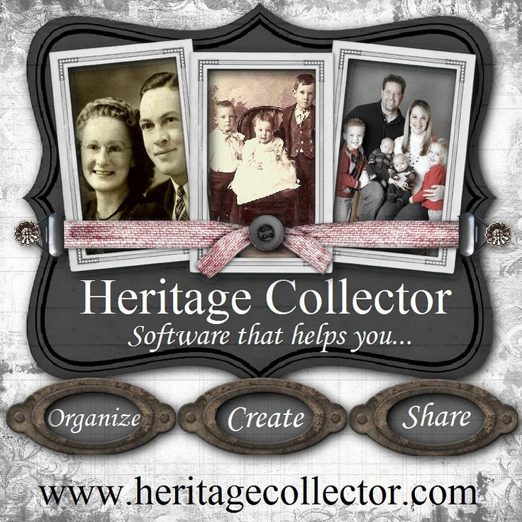 Neat blog for fun and unique ideas for Family History