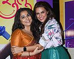 See pictures of Vidya Balan, Neha Dhupia unveil TUMHARI SULU trailer at our picture gallery…
