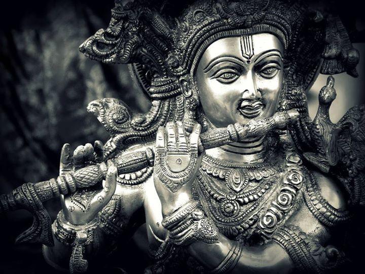 Bhagavad Gita Chapter 3 Verse 16 - TemplePurohit.com  evam pravartitam cakram nānuvartayatīha yah aghāyur indriyārāmo mogham pārtha sa jīvati  Word Meanings: evam  thus; pravartitam  established by the Vedas; cakram  cycle; na  does not; anuvartayati  adopt; iha  in this life; yah  one who; agha-āyuh  whose life is full of sins; indriya-ārāmah  satisfied in sense gratification; mogham  uselessly; pārtha  O son of Prthā (Arjuna); sah  he; jīvati  lives.  Explanation: The mammonist philosophy…
