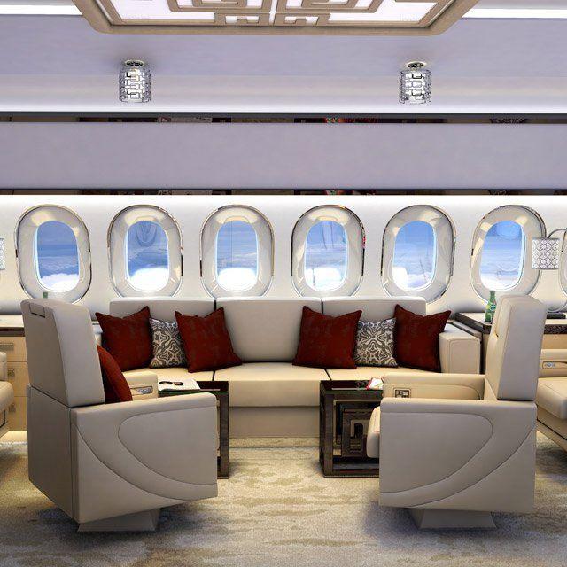 private jet - Luxury