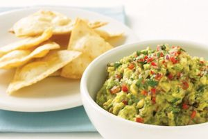 Our Guacamole Recipe on Beauty and Lace