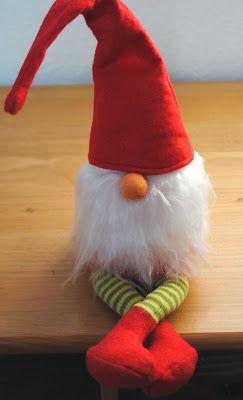 Frechdachs: Creadienstag - Nähanleitung Weihnachtswichtel (Vielleicht als Mitbringsel?)