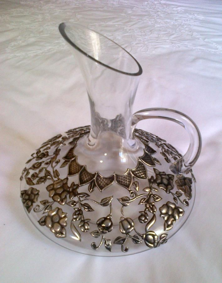 Pewter On Glass | Products & Services | Spoil Yourself With Pewter