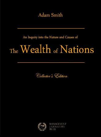 Adam Smith's Wealth of Nations.  If you're not a fan, don't worry.  I'm sure in some country, some where, some day, socialism will FINALLY work out for somebody.