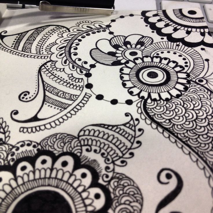 11 best images about Aztec flowers on Pinterest | Drawing ...