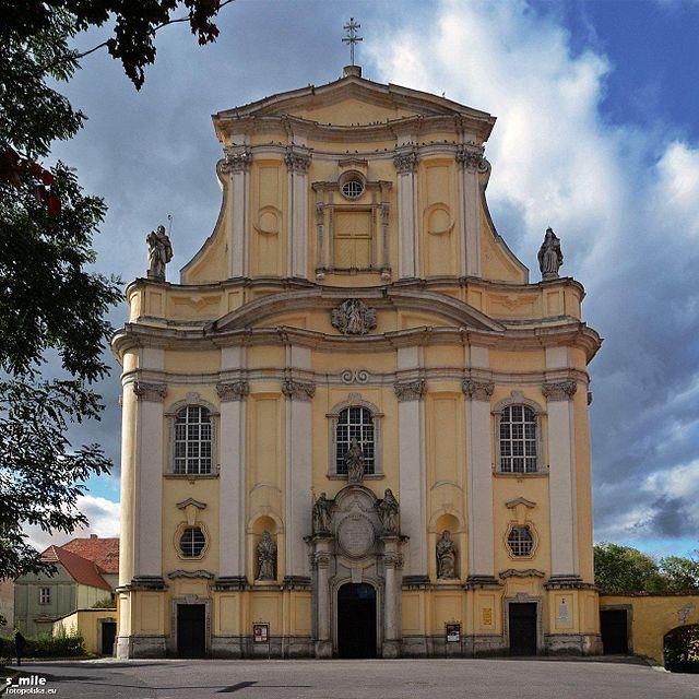 Lubomierz, Kościół Wniebowzięcia NMP i św. Maternusa