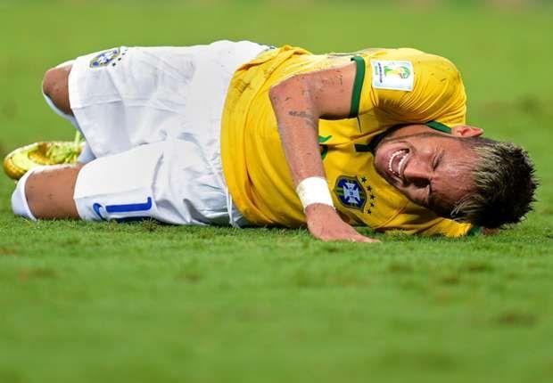 CDM 2014, Neymar va rater le match le plus important de sa vie
