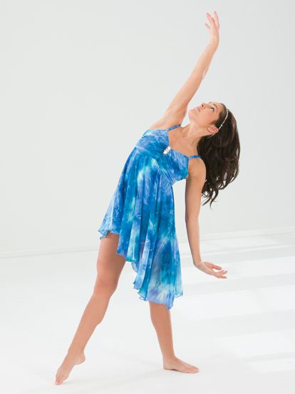 Impossible | Revolution Dancewear Contemporary/Lyrical Dance Recital Costume