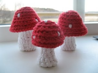 Söta svampar