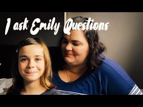 I ask she tells - Q & A