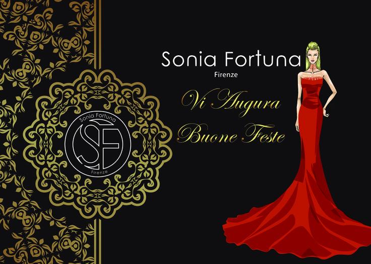 Sonia Fortuna  VI AUGURA BUONE FESTE! VI INVITIAMO A VISITARE IL NOSTRO SITO  www.soniafortuna.com SEGUITECI SUI NOSTRI CANALI SOCIAL!