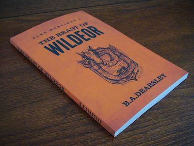 The Beast of Wildeor Book Cover