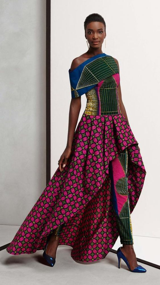 17 Best Images About AfroChic On Pinterest | African Print Dresses Nigerian Weddings And ...