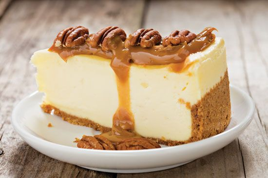 Avoid splurging on sweets too often with this fulfilling cheesecake.