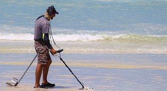 Valuables, Metal Detector, Coin Search