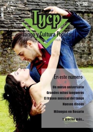 Tango y Cultura Popular: Número Aniversario - Junio 2013