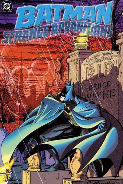 Batman, Marshall Rogers