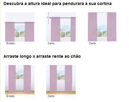 Medidas para poner cortinas buscar con google cortinas for Poner ganchos cortinas