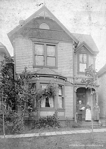 Strathcona History - photos and images | Strathcona Residents' Association | Vancouver BC