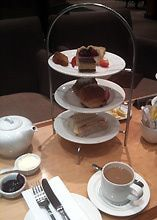 Cheap Afternoon Tea in London