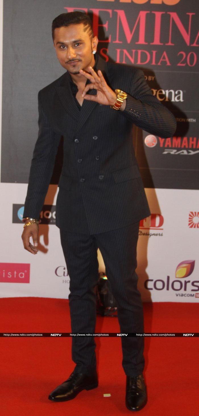 Pop Singer Honey Singh