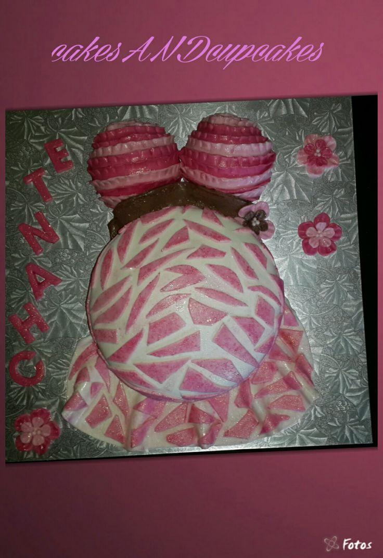 Belly Cake for Babyshower