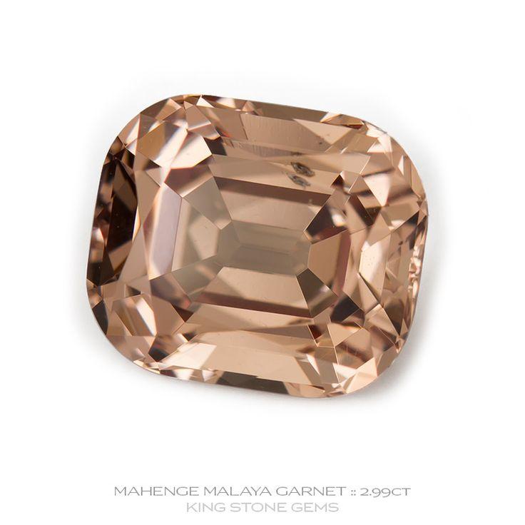 Mahenge Malaya Garnet 2.99ct | KING STONE GEMS