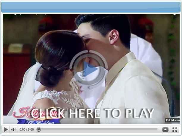 KalyeSerye The Wedding- Pinoy Show Biz  Your Online Pinoy Showbiz Portal